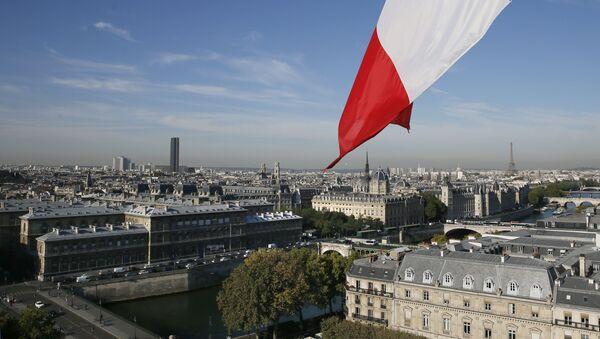 Widok na Paryż, Francja - Sputnik Polska