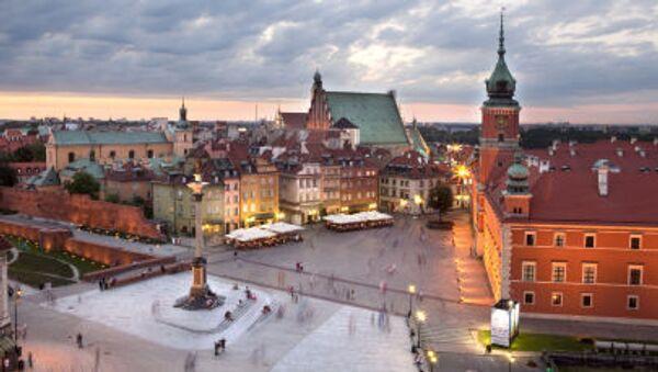 Zamek Królewski w Warszawie - Sputnik Polska