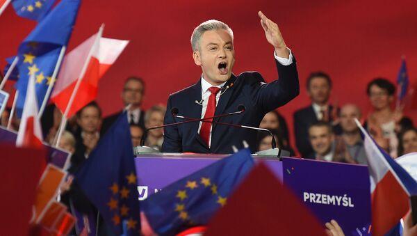 Robert Biedroń - Sputnik Polska