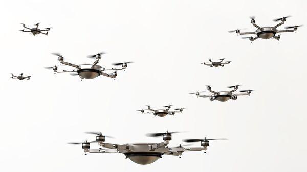 Drony - Sputnik Polska