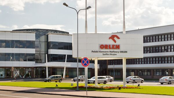 PKN Orlen, siedziba spółki w Płocku - Sputnik Polska