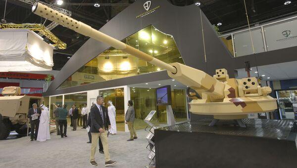 """57-mm moduł bojowy, zaprojektowany przez """"Uralwagonzawod - Sputnik Polska"""