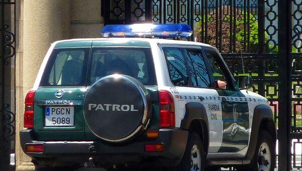 W Hiszpanii zatrzymano mężczyznę, podejrzanego o działalność terrorystyczną - Sputnik Polska