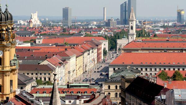 Widok na Monachium, Niemcy - Sputnik Polska