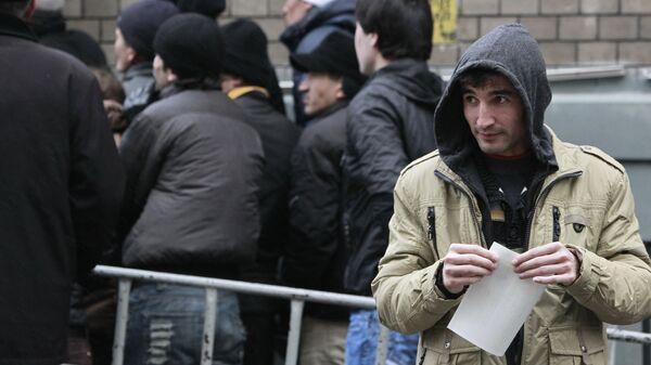 Tadżycy chcą pracować w Polsce - Sputnik Polska