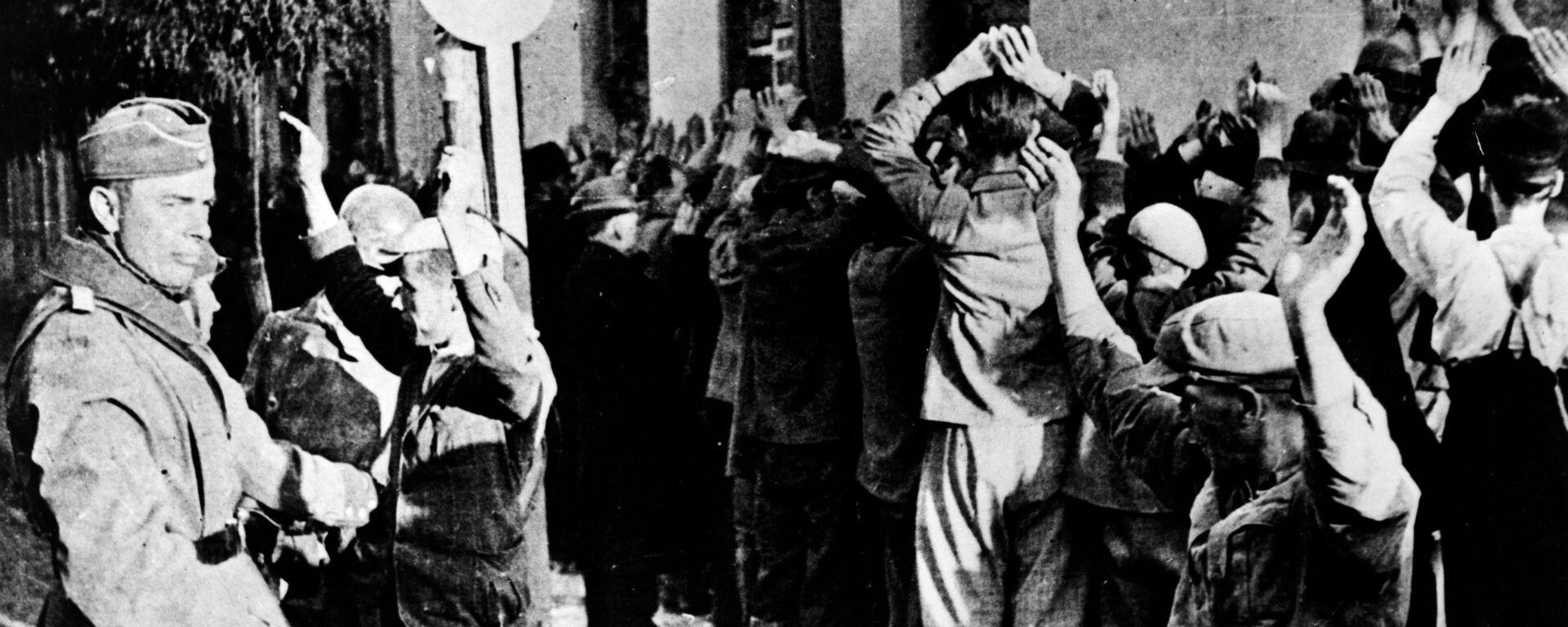 Żydzi w getcie warszawskim - Sputnik Polska, 1920, 26.01.2021
