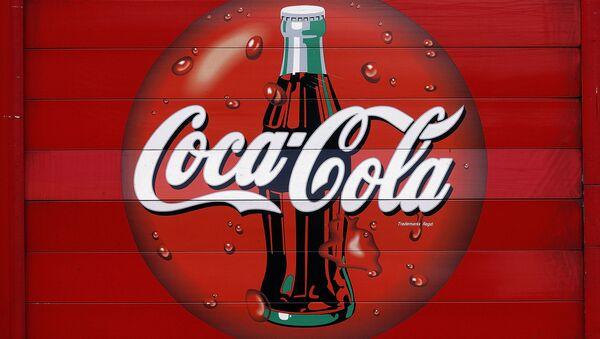 Coca cola - Sputnik Polska