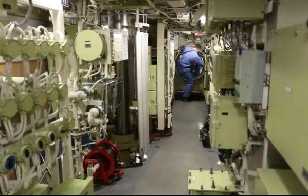 "Testy okrętu podwodnego ""Posejdon - Sputnik Polska"