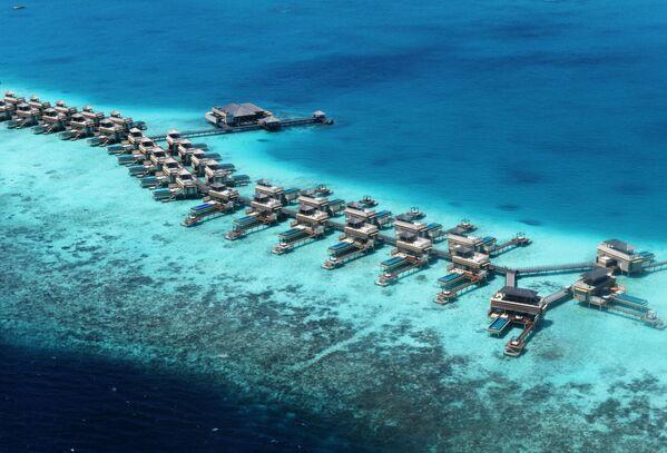 Wille dla turystów na Malediwach - Sputnik Polska