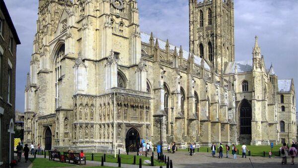 Kościół w Canterbury - Sputnik Polska
