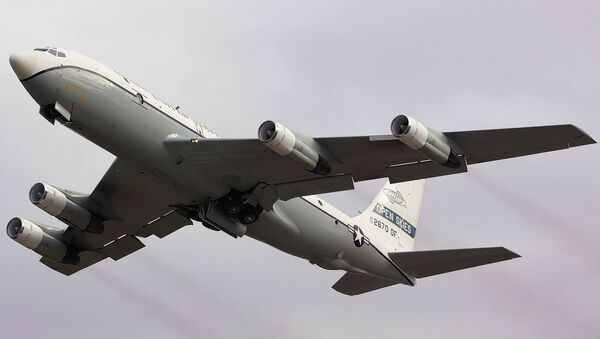 Американский самолет наблюдения OC-135B Open Skies - Sputnik Polska