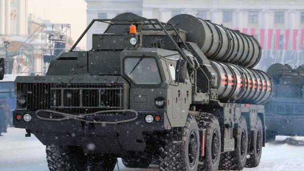 Зенитный ракетный комплекс С-400 Триумф - Sputnik Polska