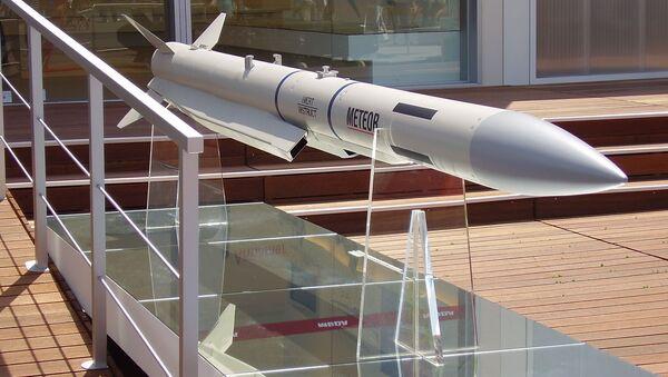 MBDA Meteor - Sputnik Polska