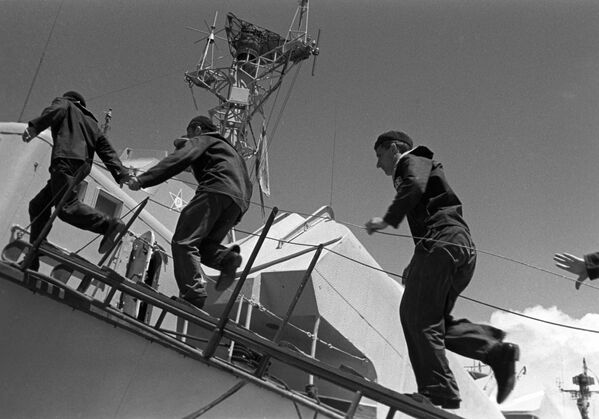 Manewry Południe, 1971 r. - Sputnik Polska