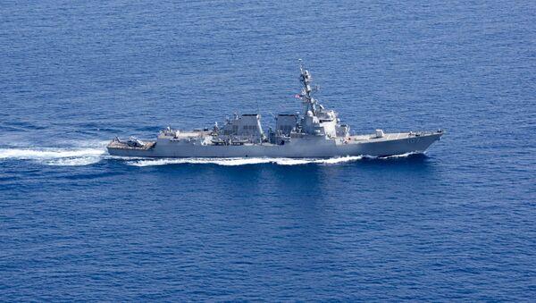 USS Gravely - Sputnik Polska