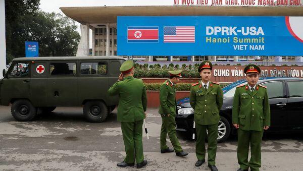 Hanoi przed szczytem KRLD-USA - Sputnik Polska