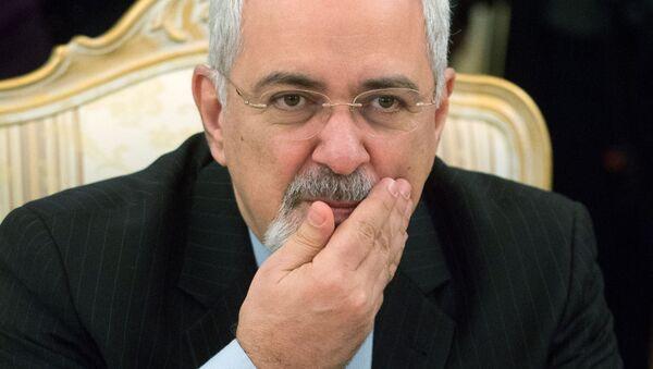 Mohammad Javad Zarif - Sputnik Polska