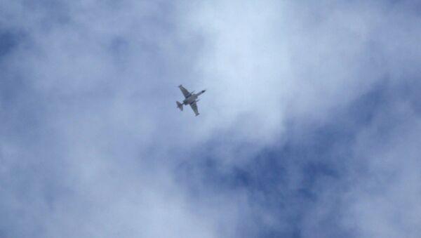 Samolot wojskowy - Sputnik Polska