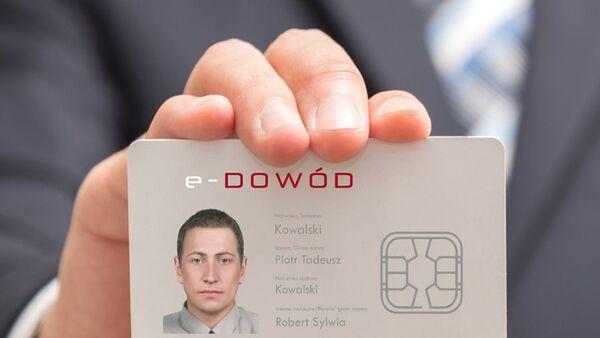 E-dowód 2019 - Sputnik Polska