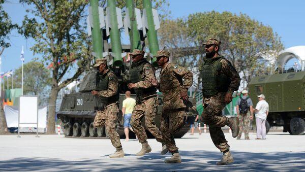 Pakistańscy wojskowi - Sputnik Polska