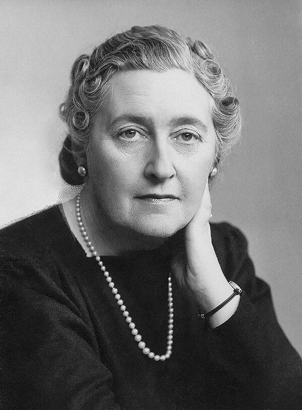 Agatha Christie - Sputnik Polska