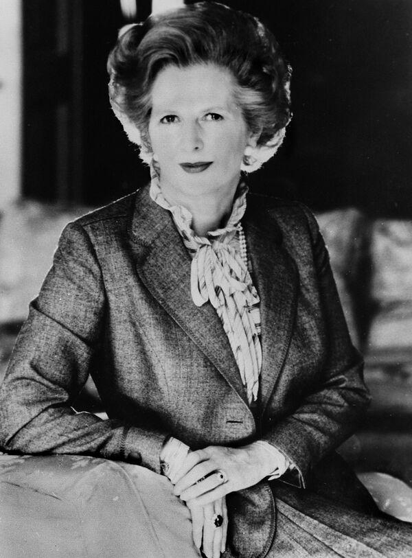 Margaret Thatcher - Sputnik Polska