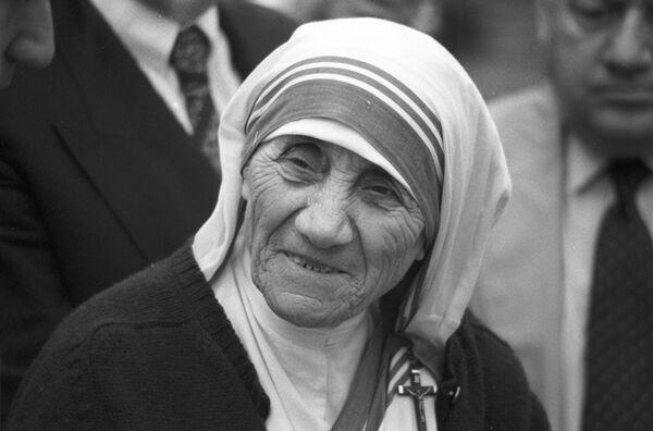 Matka Teresa z Kalkuty - Sputnik Polska