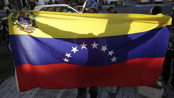 Flaga Wenezueli - Sputnik Polska